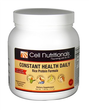 Constant Health Daily (Rice Protein) Formula * 28 servings per container