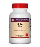 DHEA 25mg, 60 Tablets