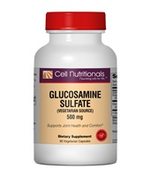 Glucosamine Sulfate, 500mg, 90 Vegetarian Source in Capsules