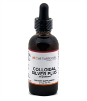 Colloidal Silver Plus, 2oz