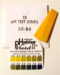 pH Test Papers Trial Size (15 Strips)