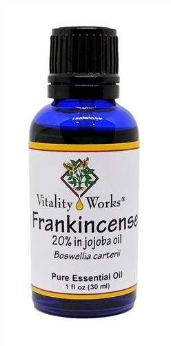 Frankincense Essential Oil, 1oz by Vitality Works